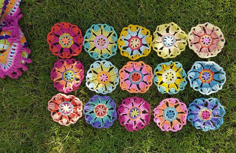 crochet-circles