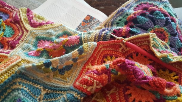 blanket-edging