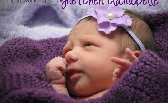 Gretchen Clarabelle