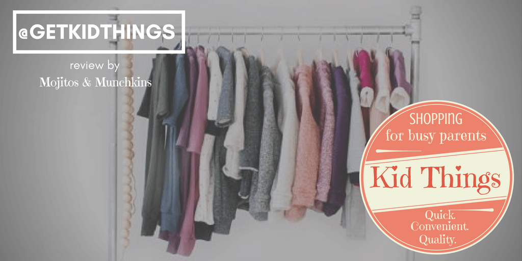 Kid Things:: Shopping Solution for Busy Parents
