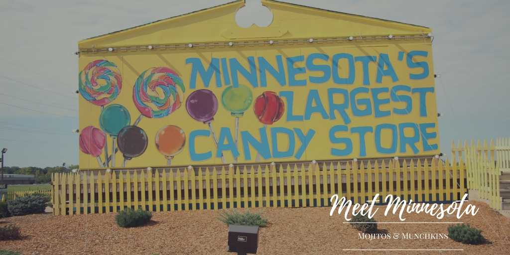 Our Annual Pilgrimage to Minnesota's Largest Candy Store