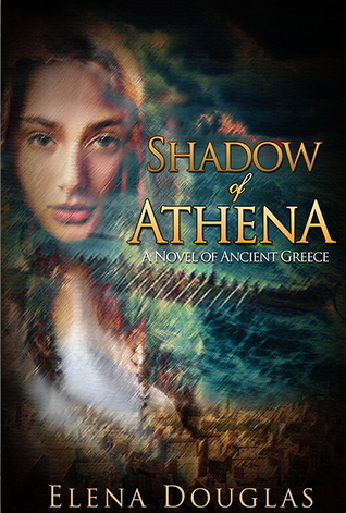 Book cover of Shadow of Athena by Elena Douglas