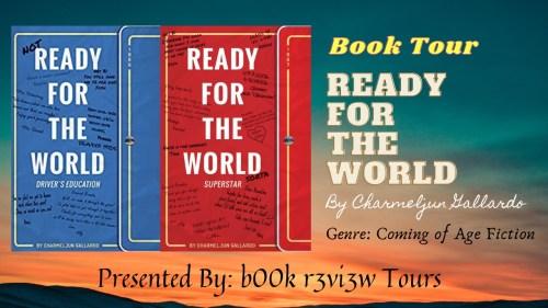 Ready for the World by Charmeljun Gallardo