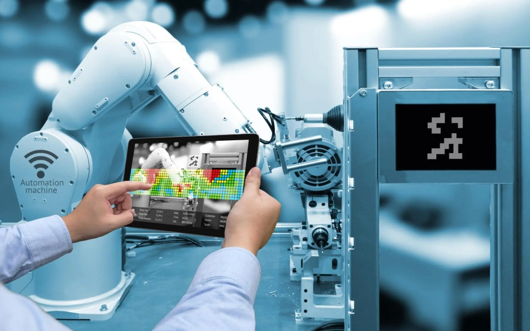 Smart Industry, Smart Manufacturing, Smart Factory, Industry 4.0 – It's All About Digital Transformation