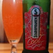 Staropramen Cool Grep piwo grejfrutowe