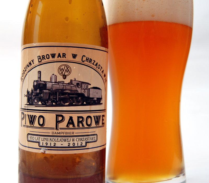 Browar Widawa, Piwo Parowe - piwo dampfbier Chrząstawy Małej - Mój ...