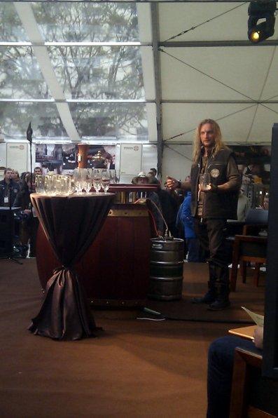 International Master Bartender 2013