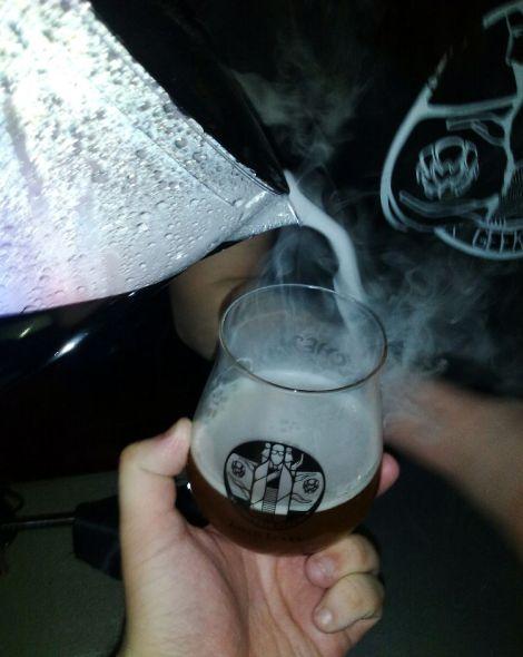 Beer Geek Madness 2015 - dymy szałupiw
