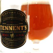 Tennent's Barel Aged Whisky