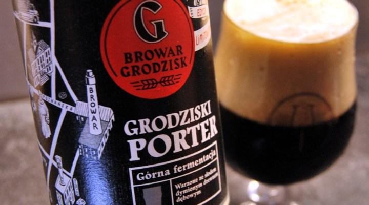 Grodziski Porter z Grodziska Wielkopolskiego