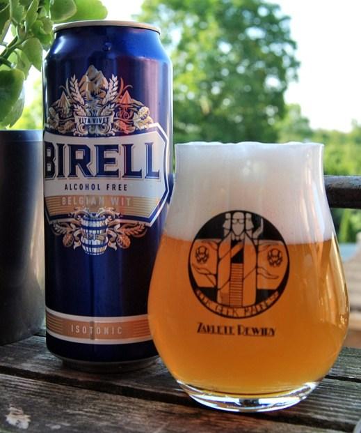 Birell Alcohol Free Belgian Wit