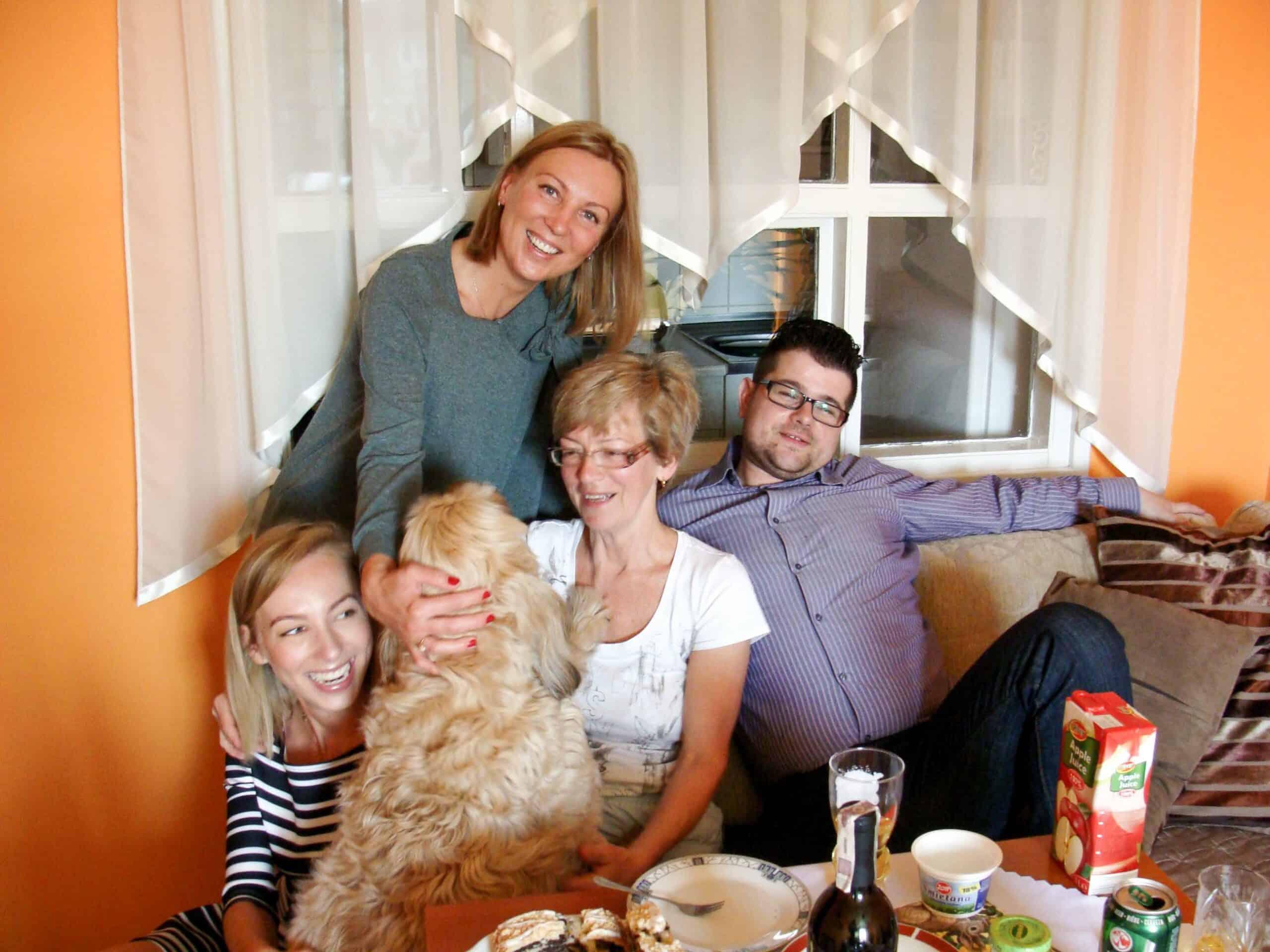 rodzina razem 2020 rok pandemia blog