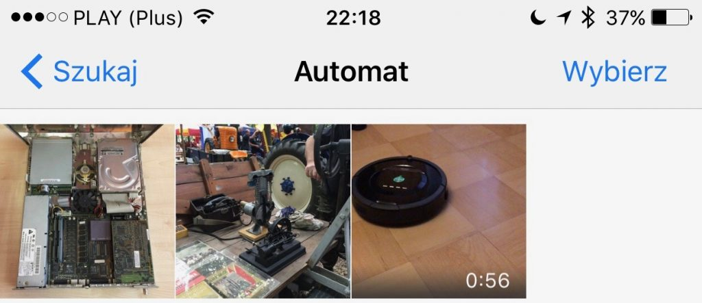 Zdjęcia, czyli co łączy sieci neuronowe z nowymi systemami Apple.