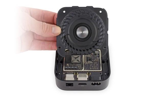 Apple TV 4k ma moc… i wentylator!