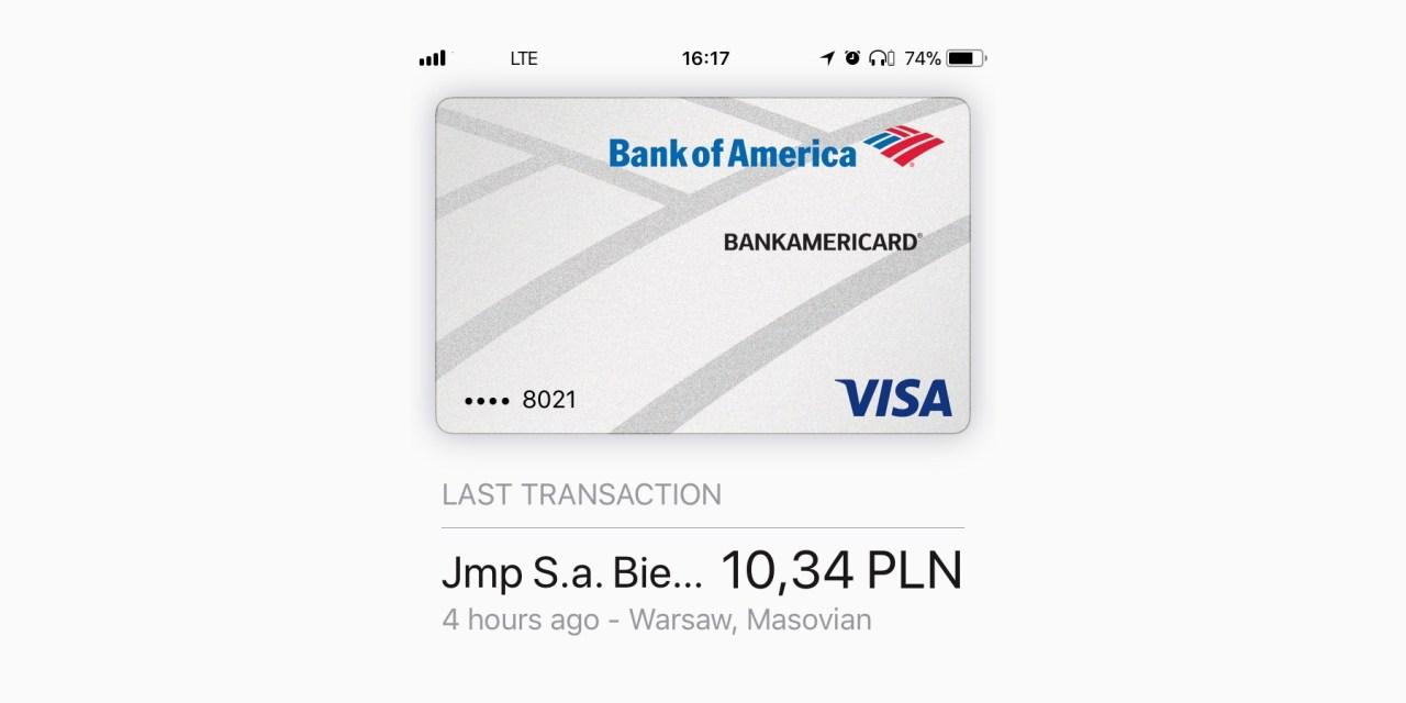 Apple Pay w Polsce? Pojawiają się pierwsze konkrety