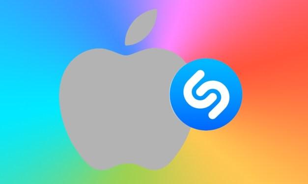 Shazam rośnie pod skrzydłami Apple