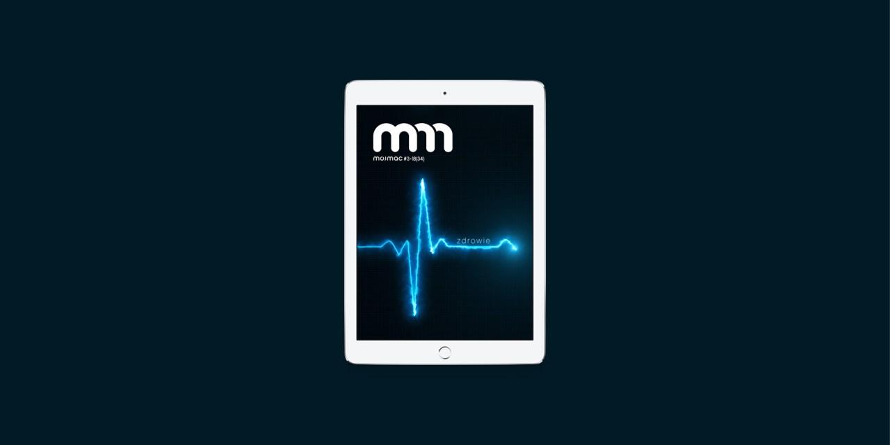 Mój Mac Magazyn #34/2018 – Zdrowie i Aktywność z iOS