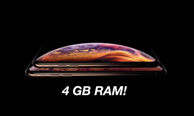 Po co nam 4 GB RAM w iPhone?