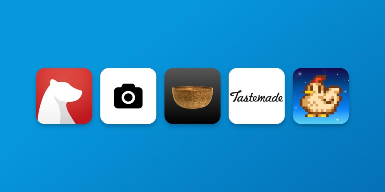 iPad Weekly #1 – pięć aplikacji tygodnia