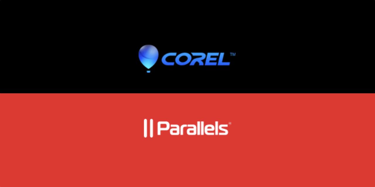 Corel kupił firmę Parallels, eksperta wirtualizacji