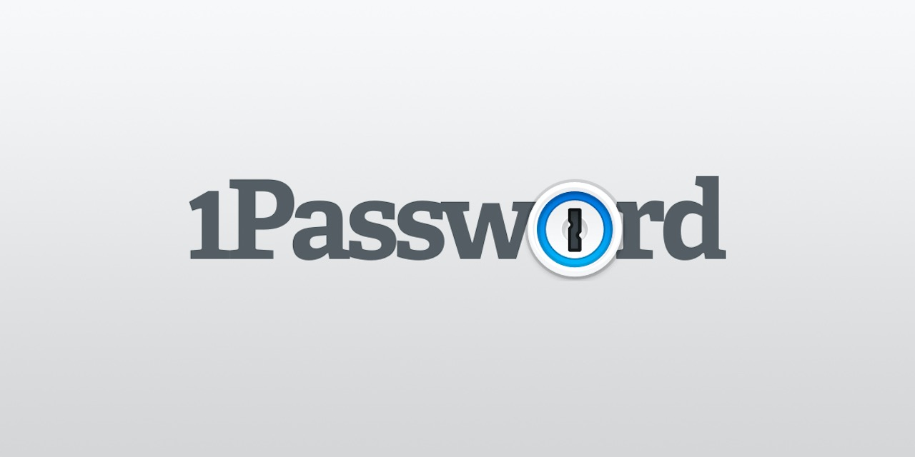 Program na dziś: 1Password