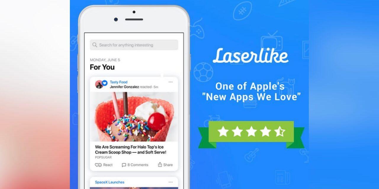 Apple przejmuje Laserlike firmę założoną przez byłych inżynierów Google'a
