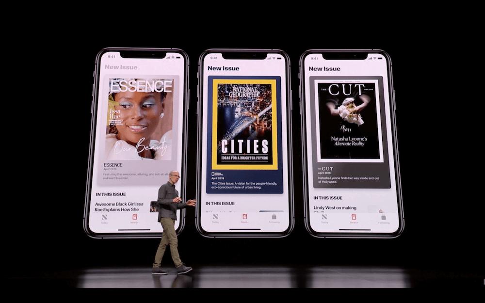 Apple News plus nie dla nas