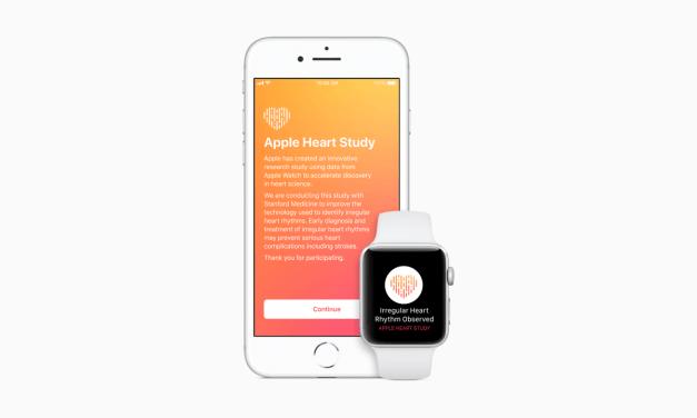 Monitor pulsu w Apple Watch to precyzyjne narzędzie