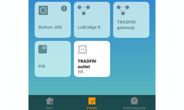 Gniazdko IKEA TRÅDFRI już działa z HomeKit