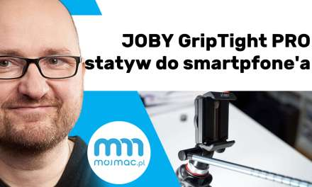 Joby GripTight PRO – statyw wideo do smartphone'a
