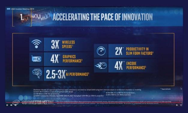 Intel odkrywa karty. Nowe procesory już w wakacje