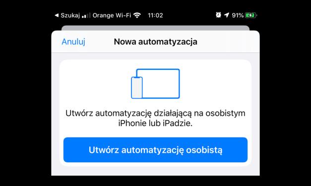 Osobiste automatyzacje w iOS 13, czyli Skróty w natarciu!