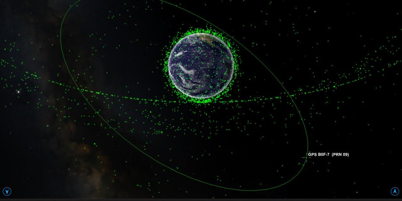 Orbitrack za darmo. Southern Stars uczci 50. rocznicę lądowania na księżycu