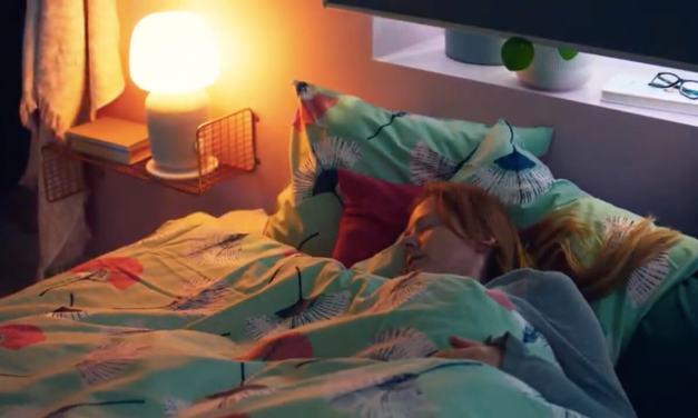Ikea reklamuje smart rolety