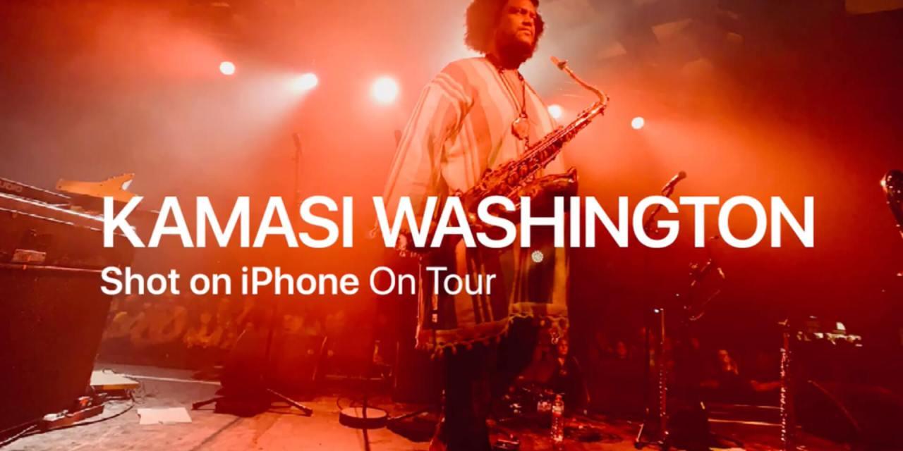 Koncerty nagrywane iPhone'em. Nowa kampania Apple