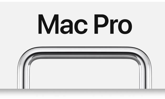 Polski opis nowych narzędzi Pro od Apple
