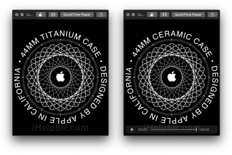 Apple Watch 2019 Titanium Ceramic