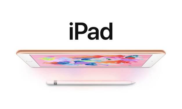 """Nachodzi zmiana w rozmiarze ekranu podstawowego iPada, wzrośnie do 10,2"""""""