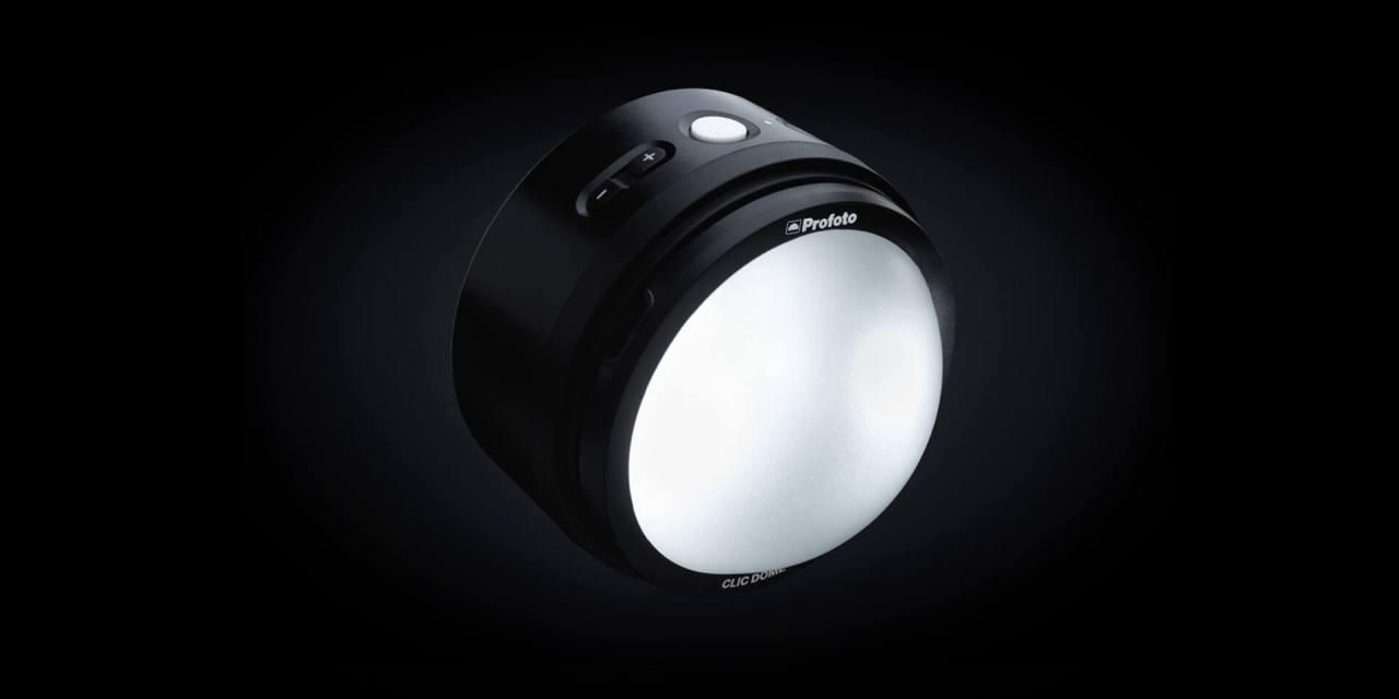 Kompaktowe lampy studyjne do iPhone'a od Profoto