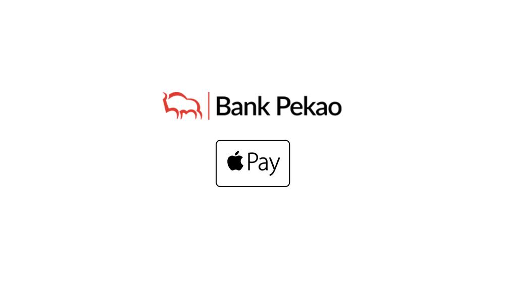 Bank Pekao S.A. płaci za transakcję Apple Pay