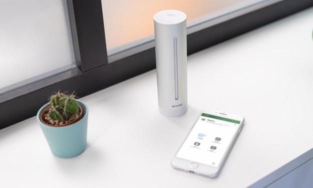 Netatmo aktualizuje kolejne urządzenie do HomeKit