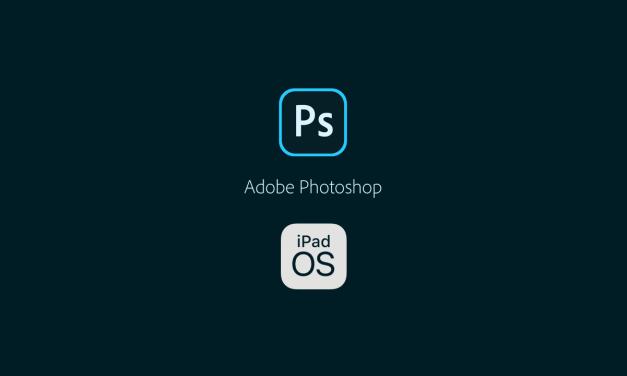Photoshop na iPada dostępny, 30 dni za darmo