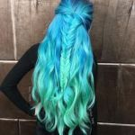 Tyrkysové vlasy