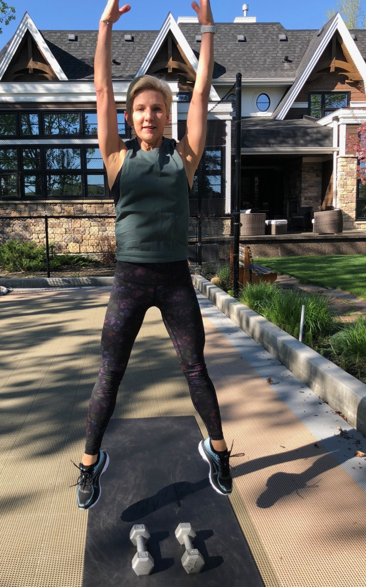 3 moves to add a kick to your workout