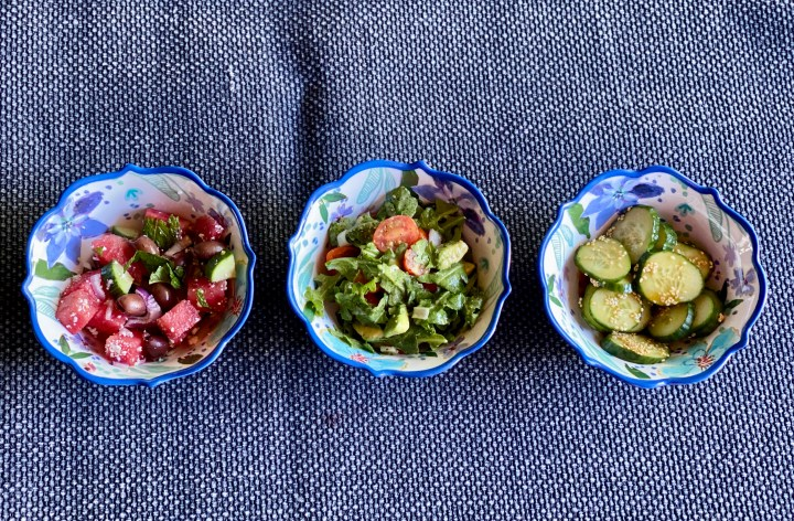 Light and Easy Summer Salads to make NOW