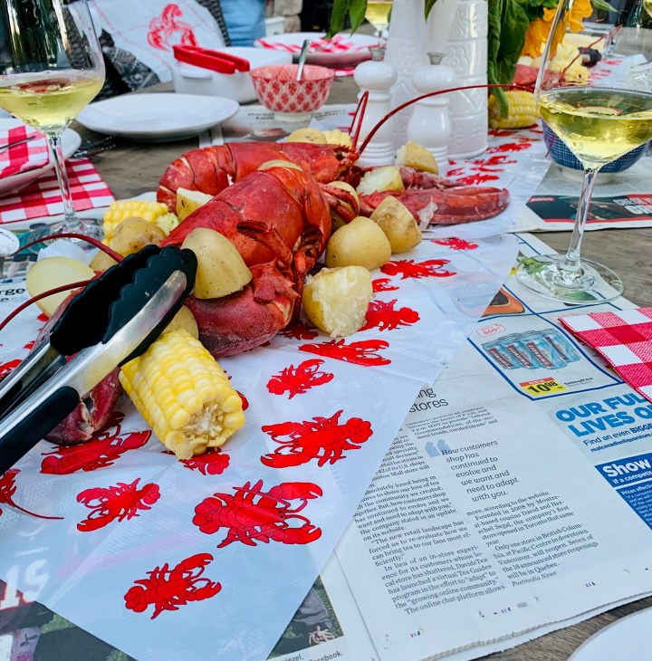 "How to create a ""Great Canadian Lobster Boil!"""