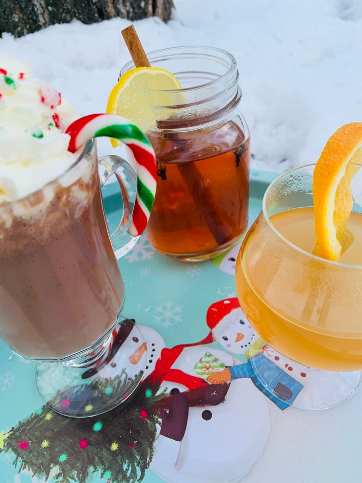 Three Warm Winter Beverages To Enjoy