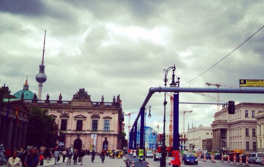 Ich will nicht nach Berlin!