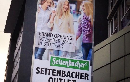 Seitenbacher Outlet - lecker, lecker, lecker, lecker...