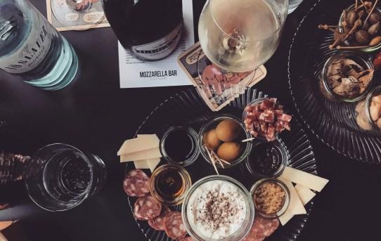 Neu entdeckt: Mozzarella Bar